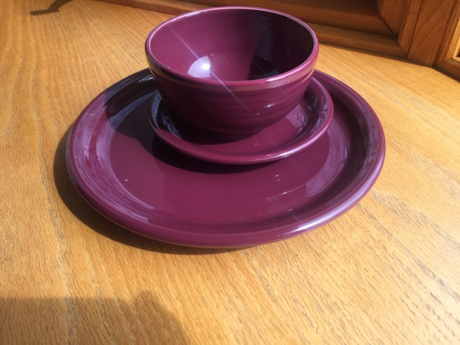 Photo Mar 19 12 06 13 PM - Featured Size & Product Review: Fiesta Dinnerware New Color \u2013 Claret! | Rantings ...