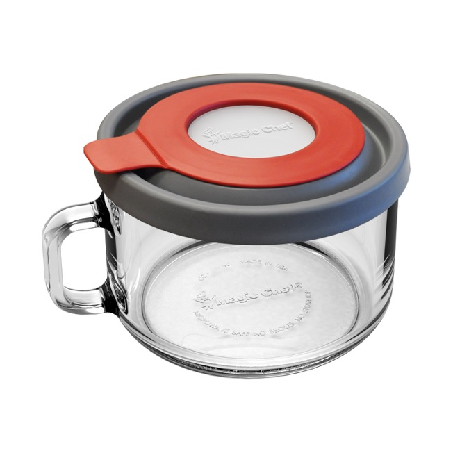 Magic Chef Soup Mug with Lid - Featured Size